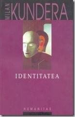kundera identitatea