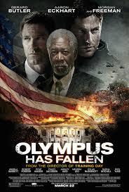 olympus movie poster