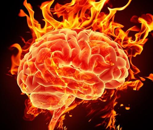creier-în-flăcări