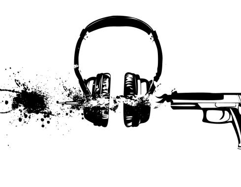 moartea muzicii