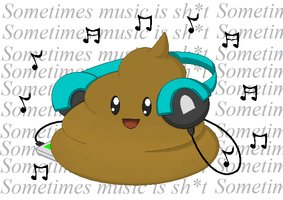 sometimes_music_is_shit____by_fluffytail_zombie-d44n8ru