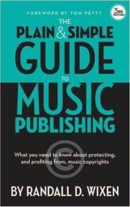 """The Plain and Simple Guide to Music Publishing"""